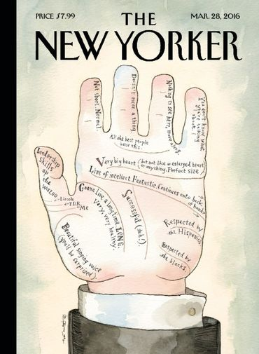 THE new YORKER 購読