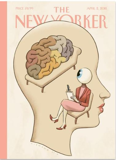 TNE NEW Yorker 表紙