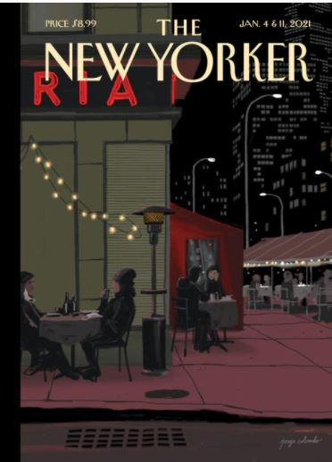 THE NEW YORKER/ザ・ニューヨーカー (洋雑誌 定期購読1冊あたり500円~)