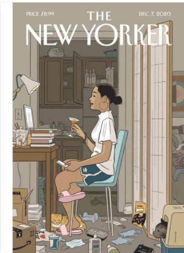 THE NEW YORKER お試し3ヶ月!/ザニューヨーカー (洋雑誌 定期購読@560円 3ヵ月 )