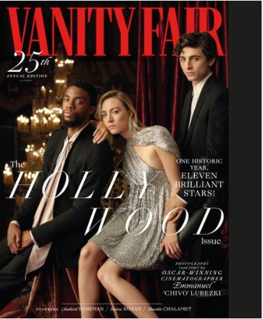 <ご予約のお客様専用>VANITY FAIR MAGAZINE, HOLLYWOOD