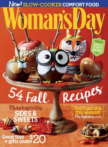Woman's Day/ウーマンズデイ  (洋雑誌 定期購読680円x12冊)