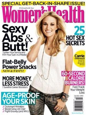 Women's Health/ウーマンズヘルス (アメリカ洋雑誌 定期購読 920円x12冊 )