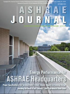 ASHRAE JOURNAL (洋雑誌 定期購読 2,099円x12冊 )