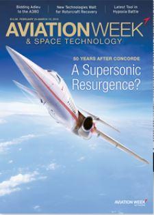 Aviation Week & Space Technology (洋雑誌 定期購読 隔週 )