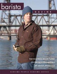 Barista Magazine(USA)/バリスタ (アメリカ洋雑誌 定期購読 1580円x6冊)