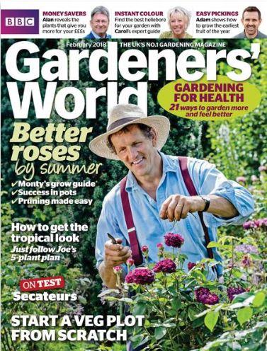 イギリス ガーデンニング雑誌