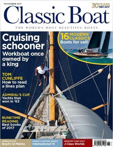 イギリスボート雑誌