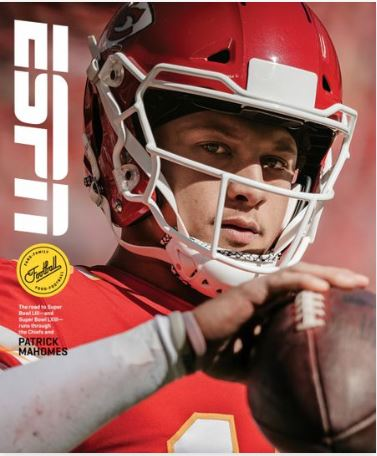 ESPN(洋雑誌 定期購読 890円x12)