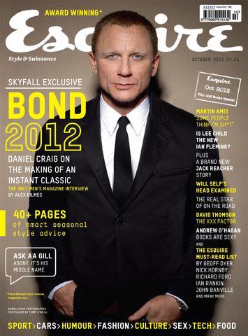 Esquire UK  (イギリス雑誌 定期購読 1280円x12冊 )