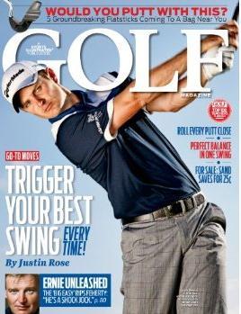 Golf Magazine /ゴルフマガジン(洋雑誌・定期購読 660円x12冊)