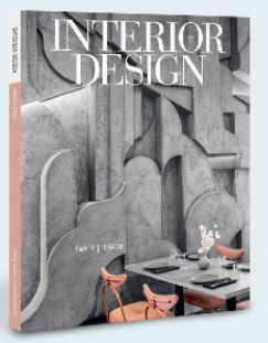 Interior Design インテリアマガジン(海外インテリア雑誌 年間購読 1380円x12冊)