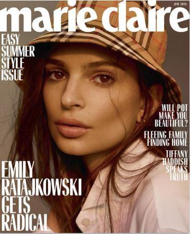 海外ファッション雑誌 マリ―クレア