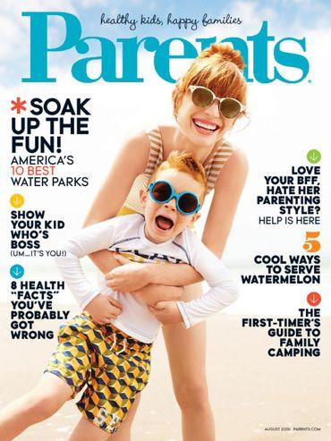 海外育児雑誌 PARENTS