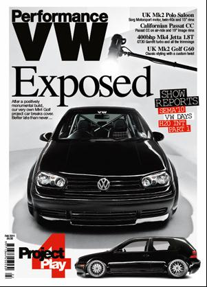 Performance VW Magazine (UK) (英国洋雑誌 定期購読 1380円x12冊 )