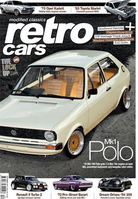 Retro Cars (UK) レトロカーズ (英国洋雑誌 定期購読 1,420円x12冊 )