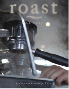 Roast  Magazine/ロースト (USA) (洋雑誌 定期購読 1590円x6冊)