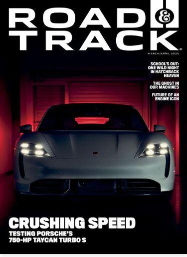 Road & Track (洋雑誌 定期購読 780円x10冊)