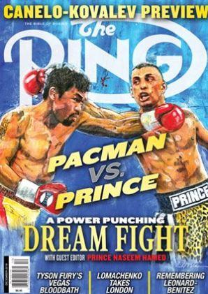 海外ボクシング雑誌
