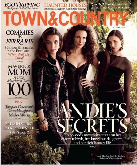 TOWN & COUNTRY/タウンアンドカントリー (アメリカ雑誌 定期購読 820円x11冊 )