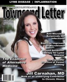 Townsend Letter (海外医療雑誌 定期購読1380円x12冊 )