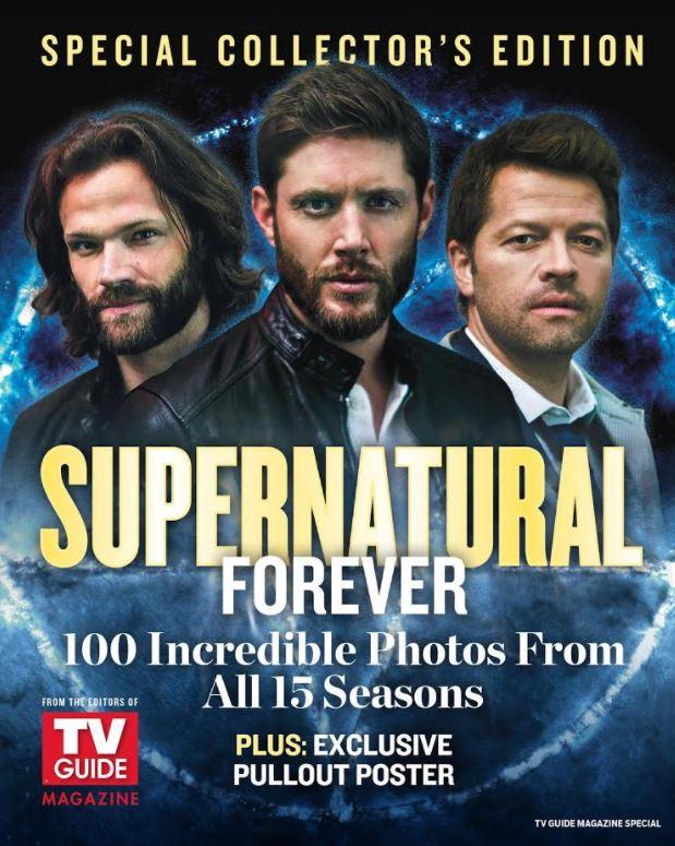 TV Guide テレビガイド Supernatural