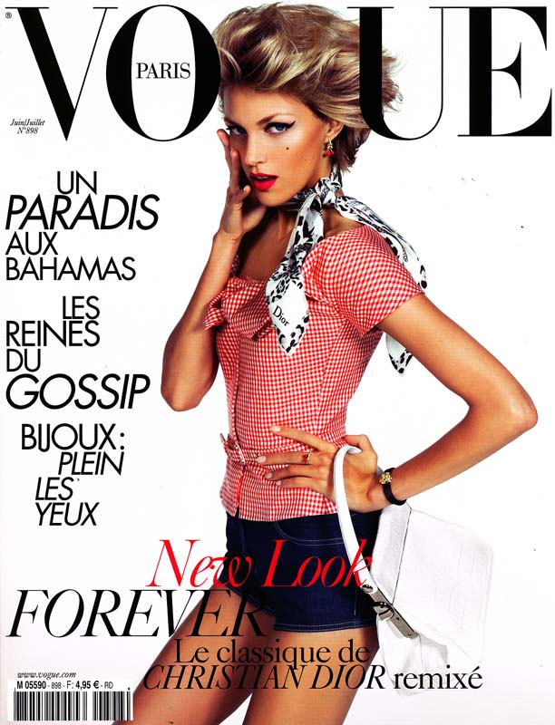 VOGUE  Paris/fr (フランス洋雑誌 定期購読 2320円x10冊 )