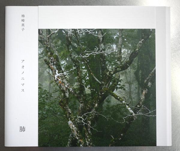 写真集「アオノニマス 肺」 柿崎真子