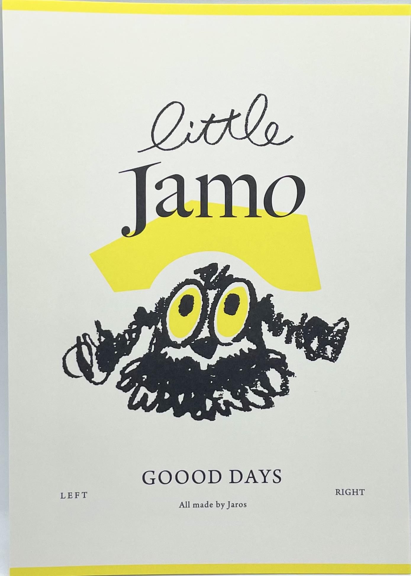 little Jamo (リトルプレス),かげやましゅん