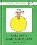 Lilla Anna leker med bollar(スウェーデン語)