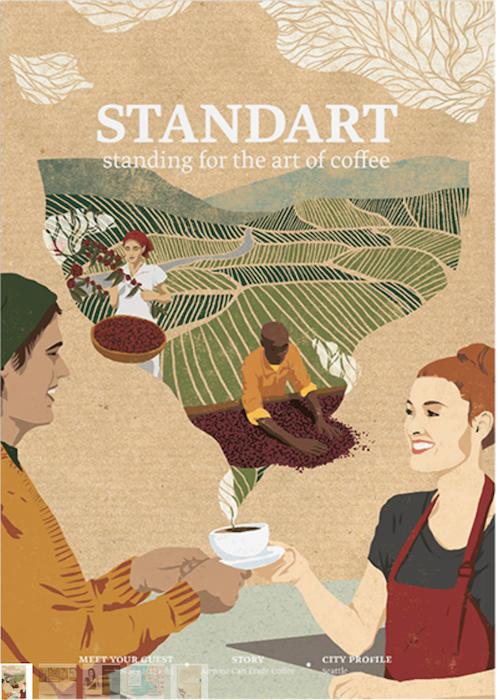 STANDART #4 : ゲノム編集、空間デザイン、チャラテナンゴ