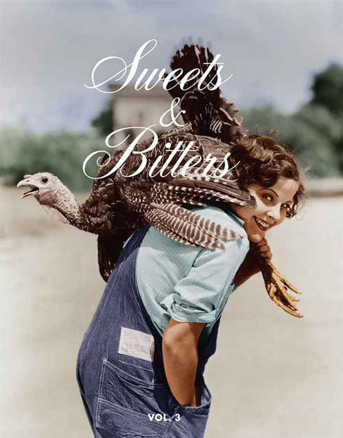 SWEETS AND BITTERS vol.3(used)