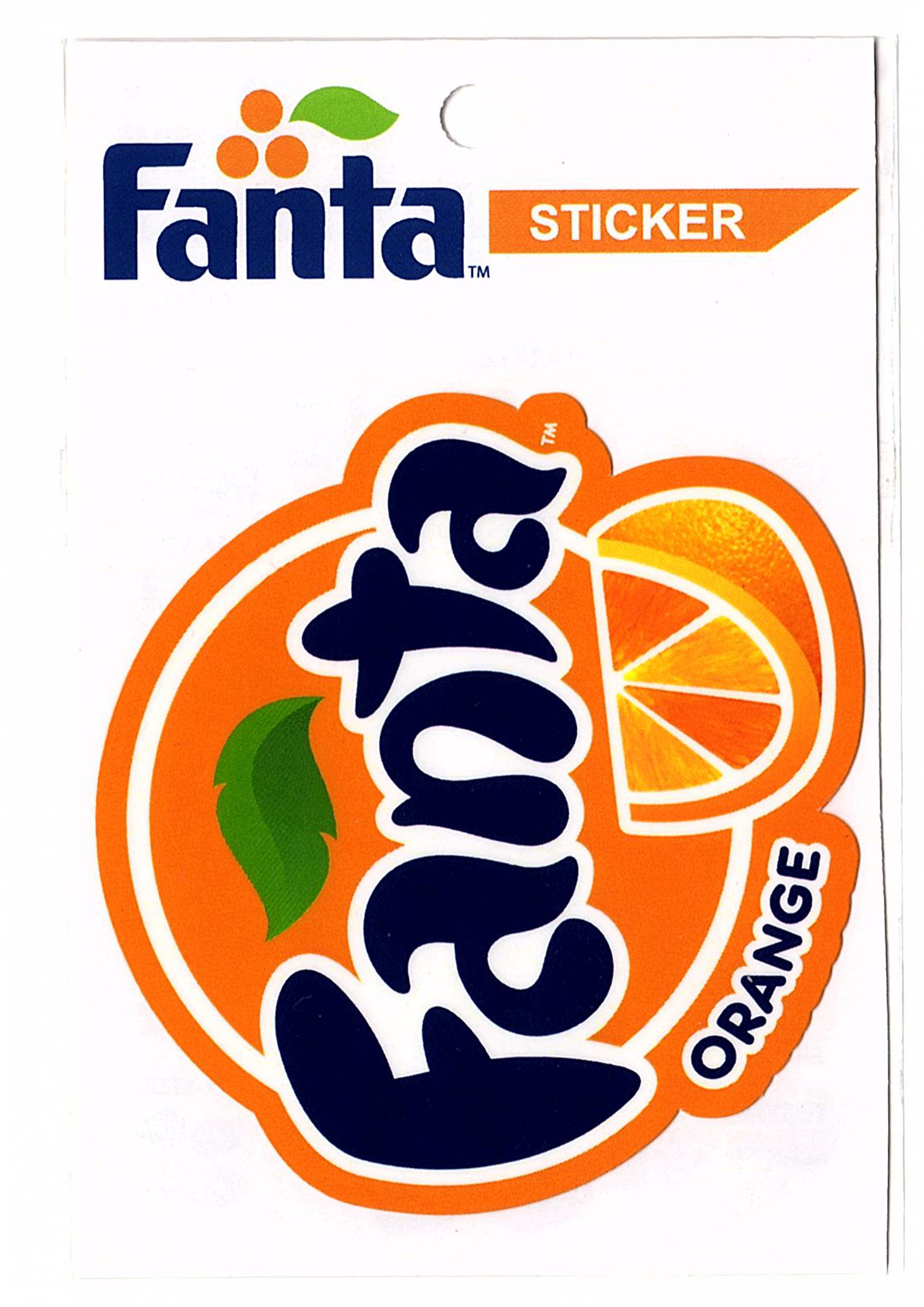 Fanta☆FA-ST28☆ファンタ☆Fanta Sticker ファンタステッカー ファンタオレンジ ファンタグレープ