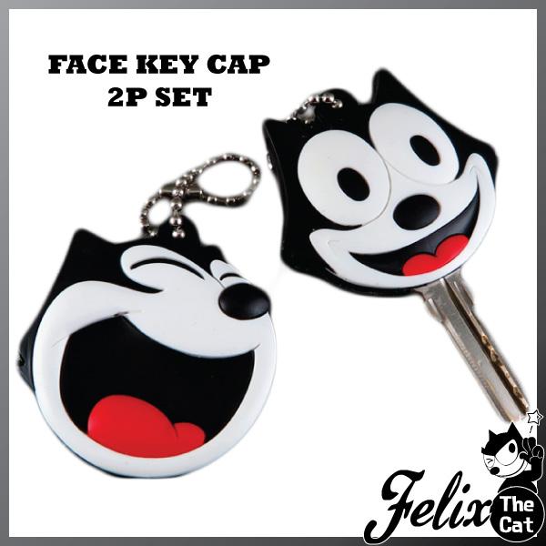 フィリックス ラバーキーキャップセット☆FELIX Rubber Key Cap Set