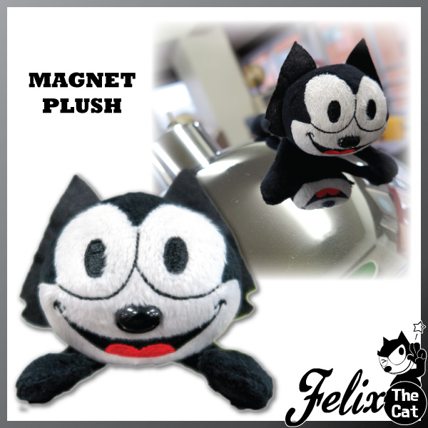 フィリックス マグネットプラッシュ☆FELIX MAGNET PIUSH