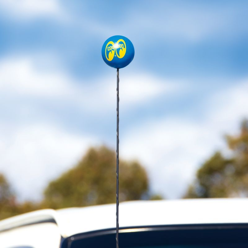 MG015RB☆ムーンアイズ アンテナボール ロイヤルブルー ☆MOON Antenna Ball Royal Blue