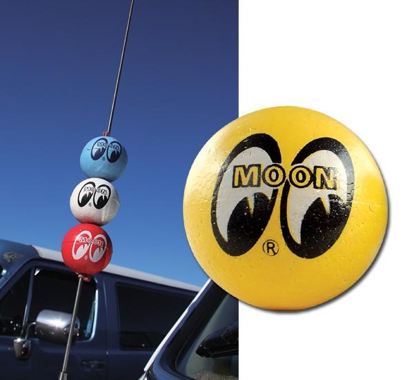 MG015YE☆ムーンアイズ アンテナボール イエロー ☆MG015☆MOON Antenna Ball YEL