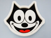 FELIX Tha Cat Rubber Tray Face 100周年記念 フィリックス ラバートレイ フェイス コイントレイ 小物入れ コースター