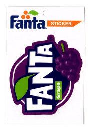 Fanta☆FA-ST32☆ファンタ☆Fanta Sticker ファンタステッカー ファンタオレンジ ファンタグレープ