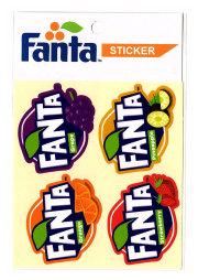 Fanta☆FA-ST33☆ファンタ☆Fanta Value Sticker ファンタ バリュー ステッカー ファンタオレンジ ファンタグレープ