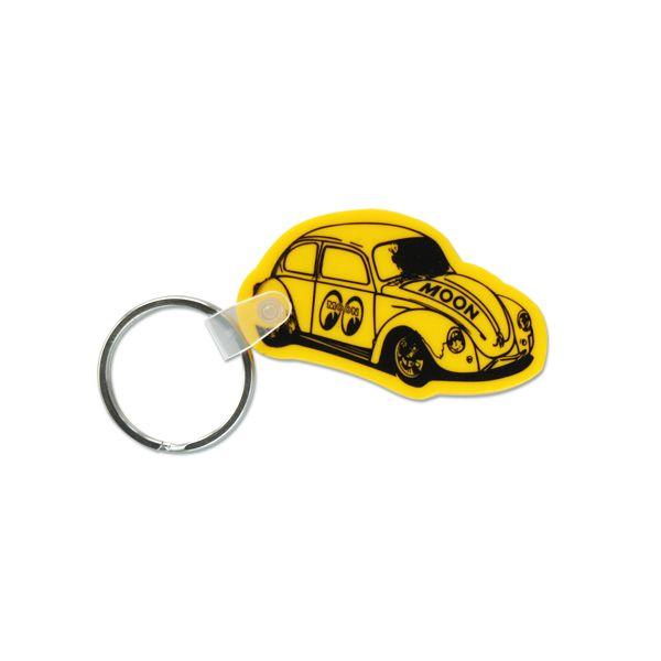 ☆MKR085☆ムーン バグ キーリング☆MKR085☆MOONEYES VW Bug Key Ring