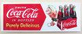Coca-Cola★CC-BA37★コカ・コーラ ステッカー★ Coca-Cola/コカ・コーラ