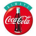 Coca-Cola★CC-BA55★コカ・コーラ ステッカー★ Coca-Cola/コカ・コーラ