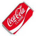 Coca-Cola★CC-BA59★コカ・コーラ ステッカー★ Coca-Cola/コカ・コーラ