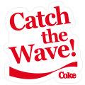 Coca-Cola★CC-BA65★コカ・コーラ ステッカー★ Coca-Cola/コカ・コーラ