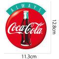 Coca-Cola★CC-BS15★コカ・コーラ ステッカー★ALWAYS  Coca-Cola/コカ・コーラ
