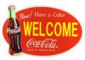 Coca-Cola★CC-SS1★コカ・コーラ ショップステッカー★SHOP Coca-Cola/コカ・コーラ