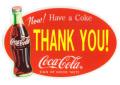 Coca-Cola★CC-SS3★コカ・コーラ ショップステッカー★SHOP Coca-Cola/コカ・コーラ