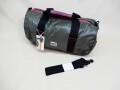 COAST 2 COAST ドラムバック『カーキxピンク』パラシュート生地使用 軽量 旅行 小旅行 普段使い お出かけ ピクニック 行楽 スポーツ