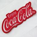 Coca-Cola★CC-E1★コカ・コーラ ワッペン★EMBLEM☆Enjoy Coca-Cola /コカ・コーラ